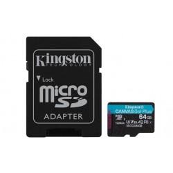 KINGSTON 64GB microSDHC...