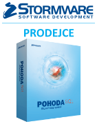 Ekonomický a účetní software Stormware Pohoda
